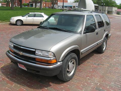1998 Chevrolet Blazer for sale in Tecumseh NE
