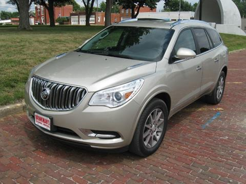 2013 Buick Enclave for sale in Tecumseh, NE