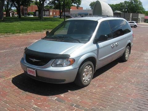 2001 Chrysler Town and Country for sale in Tecumseh, NE