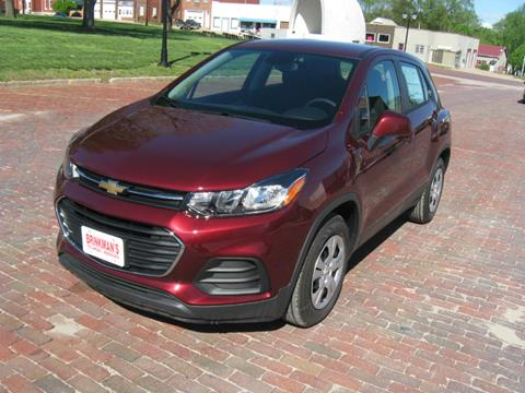 2017 Chevrolet Trax for sale in Tecumseh, NE