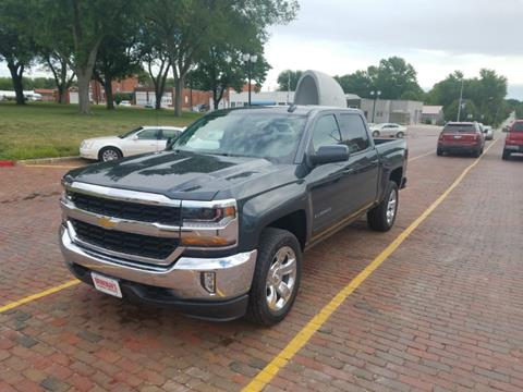 2017 Chevrolet Silverado 1500 for sale in Tecumseh, NE