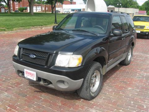 2001 Ford Explorer Sport for sale in Tecumseh, NE