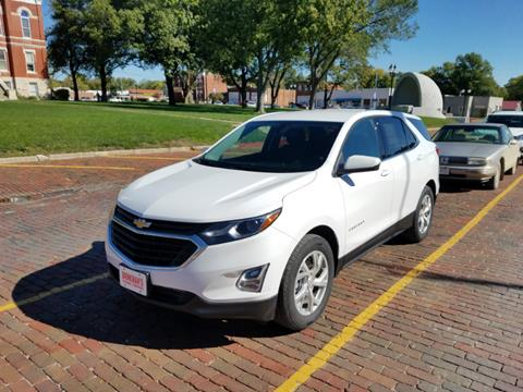 2018 Chevrolet Equinox for sale in Tecumseh, NE