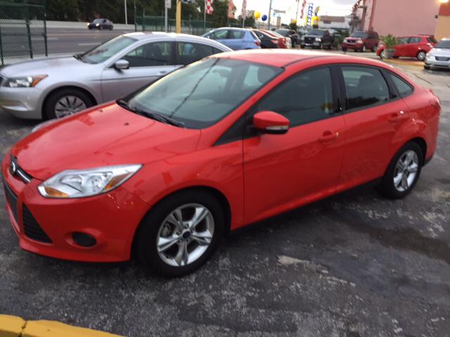 2014 ford focus se 4dr sedan in hialeah fl barbara for Barbara motors inc hialeah fl