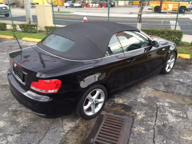 2008 bmw 1 series 128i 2dr convertible in hialeah fl for Barbara motors inc hialeah fl