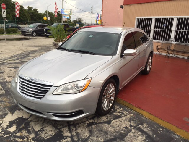 2012 chrysler 200 lx 4dr sedan in hialeah fl barbara
