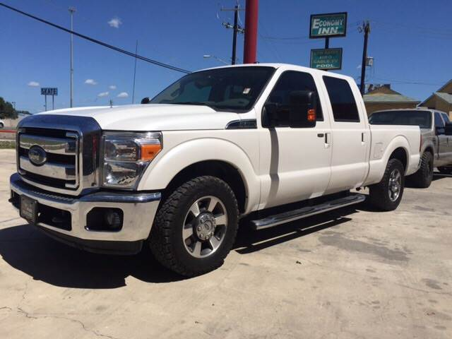 2015 ford f 250 super duty lariat 4x2 4dr crew cab 68 ft sb