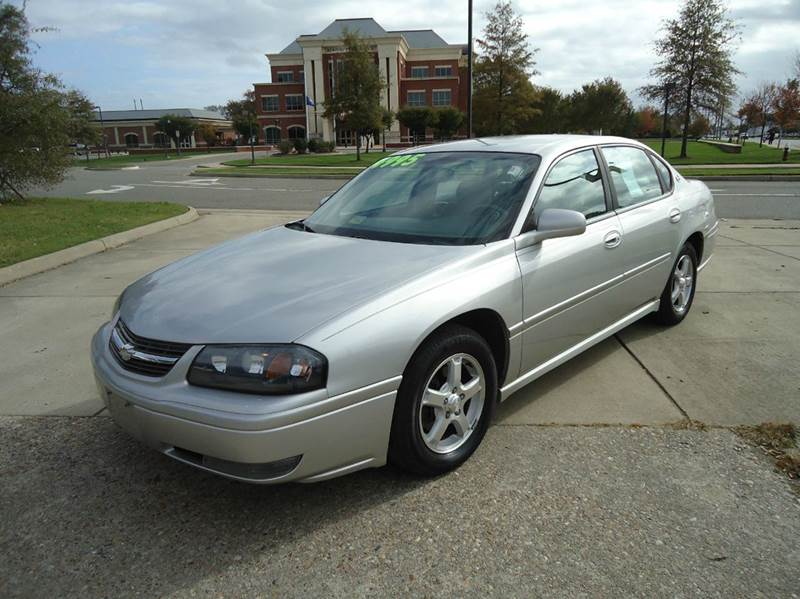 2005 chevrolet impala for sale in riverside al. Black Bedroom Furniture Sets. Home Design Ideas