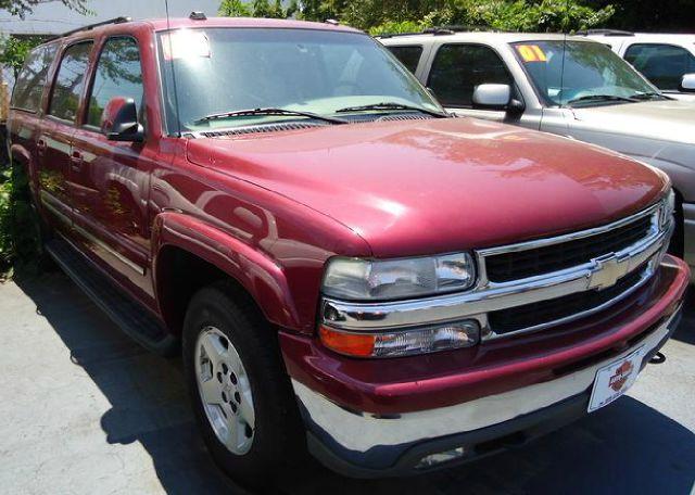 2004 Chevrolet Suburban