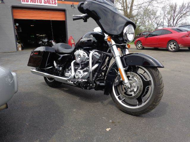 Harley davidson street glide for sale in tennessee for Nashville motors dickerson pike