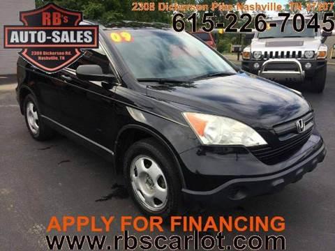 2009 Honda CR-V for sale in Nashville, TN