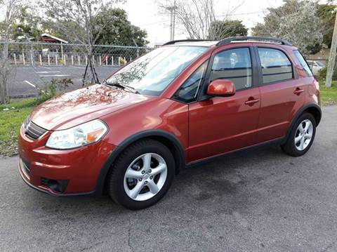 2008 Suzuki SX4 Crossover for sale in Pompano Beach, FL