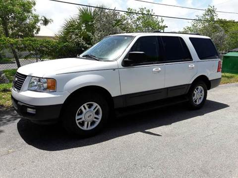 2004 Ford Expedition for sale in Pompano Beach, FL