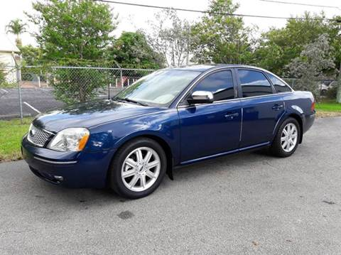 2007 Ford Five Hundred for sale in Pompano Beach, FL