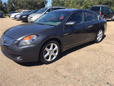 Nissan Altima For Sale Hattiesburg Ms