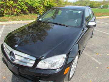 2008 Mercedes-Benz C-Class for sale in Akron, OH