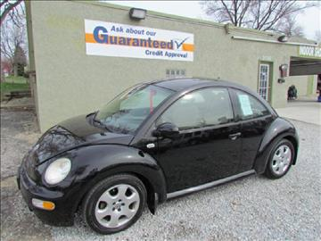 2002 Volkswagen New Beetle for sale in Akron, OH