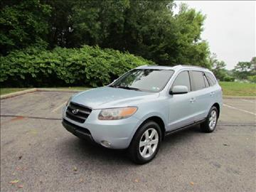 2008 Hyundai Santa Fe for sale in Akron, OH