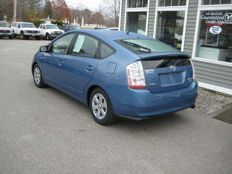 2007 Toyota Prius 4dr Hatchback - Searsport ME