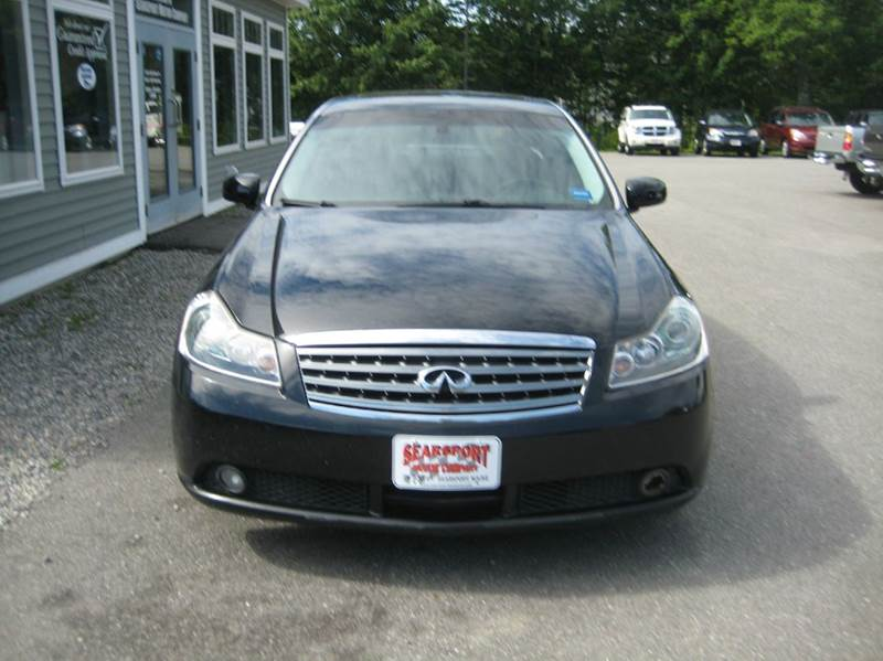 2006 Infiniti M35 Sport 4dr Sedan - Searsport ME