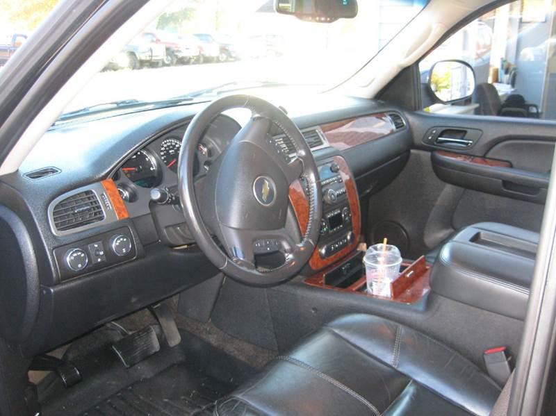 2007 Chevrolet Avalanche LTZ 1500 4dr Crew Cab 4WD SB - Searsport ME