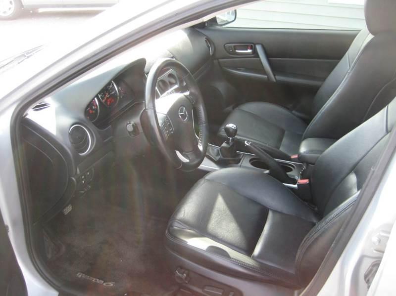 2007 Mazda MAZDA6 i Touring 4dr Hatchback (2.3L I4 5M) - Searsport ME