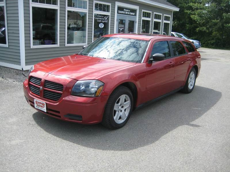 2005 Dodge Magnum SXT 4dr Wagon - Searsport ME