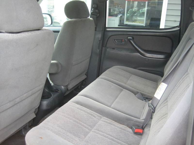 2004 Toyota Tundra 4dr Double Cab SR5 4WD SB V8 - Searsport ME