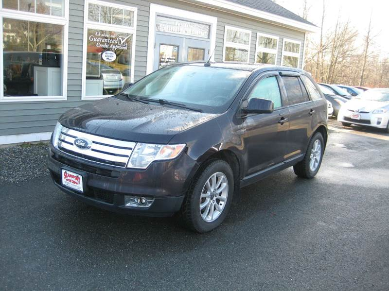 2007 Ford Edge AWD SEL 4dr SUV - Searsport ME