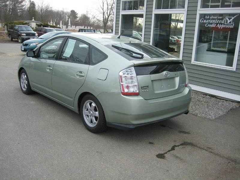 2007 Toyota Prius Touring 4dr Hatchback - Searsport ME