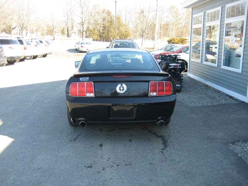 2007 Ford Mustang V6 Premium 2dr Coupe - Searsport ME