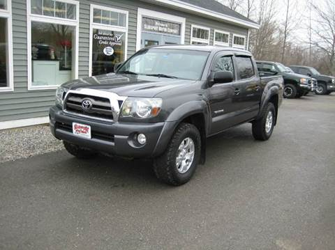 used toyota tacoma for sale in maine. Black Bedroom Furniture Sets. Home Design Ideas