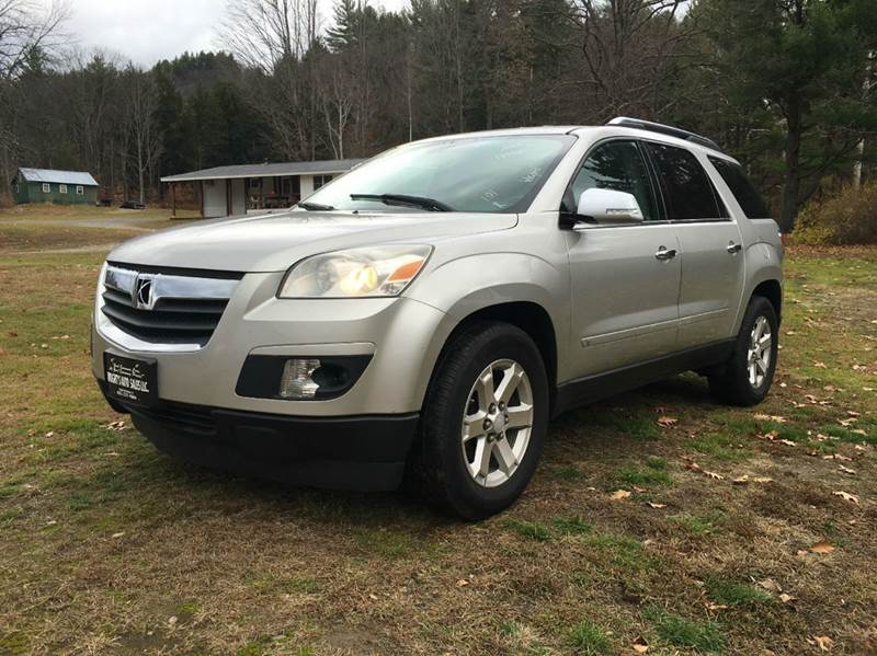 2008 Saturn Outlook Xr Awd 4dr Suv In Townshend Vt