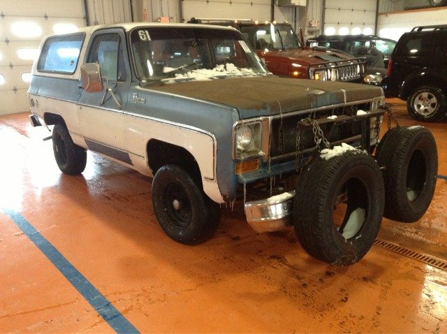 Used Chevrolet K10 For Sale