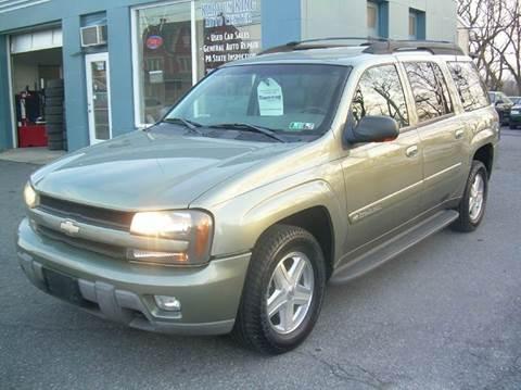 2003 Chevrolet TrailBlazer for sale in Lancaster, PA
