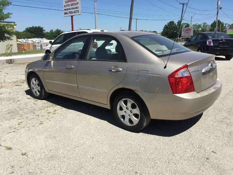 2004 Kia Spectra EX 4dr Sedan 20045 In Kansas City MO