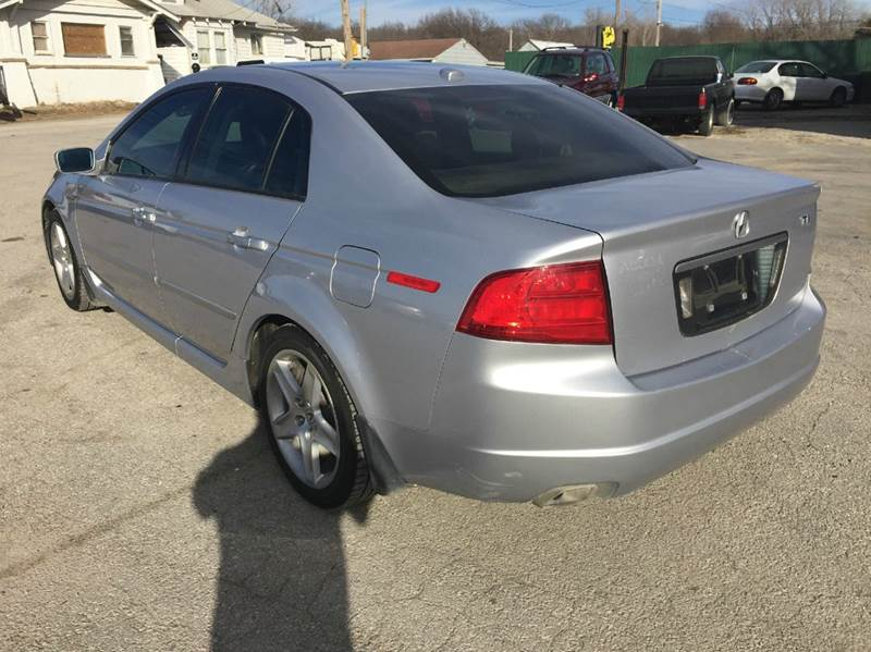 2004 Acura TL 3.2 w/Navi 4dr Sedan - Kansas City MO