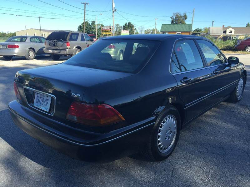 1997 Acura RL 3.5 Premium 4dr Sedan - Kansas City MO