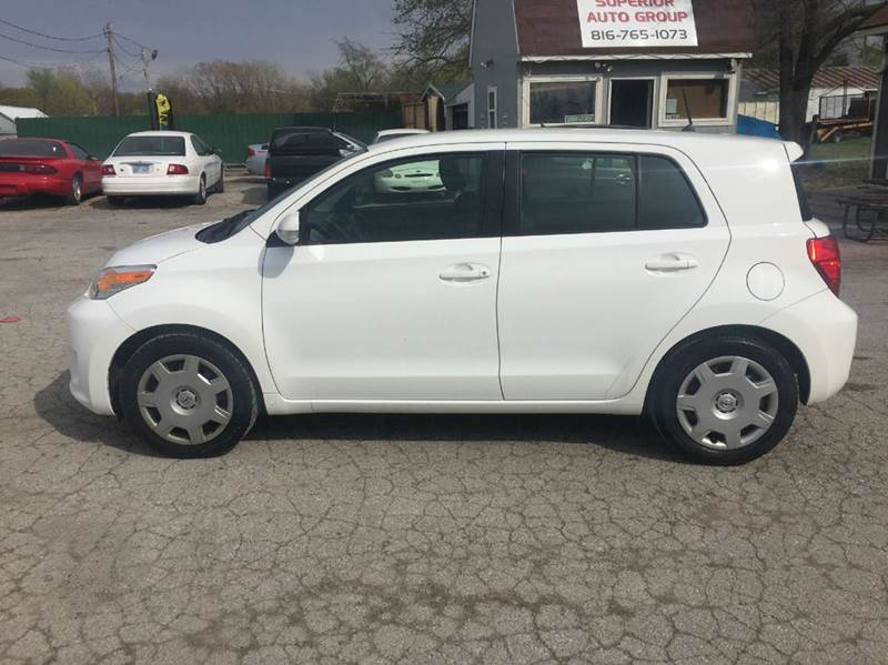 2012 Scion xD 4dr Hatchback 4A - Kansas City MO