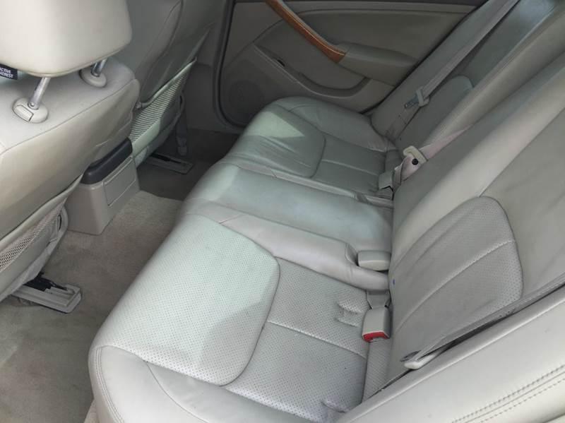 2004 Infiniti G35 AWD 4dr Sedan w/Leather - Kansas City MO