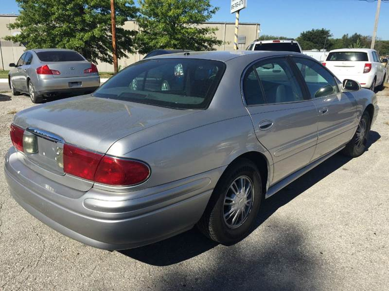 2005 Buick LeSabre Custom 4dr Sedan - Kansas City MO
