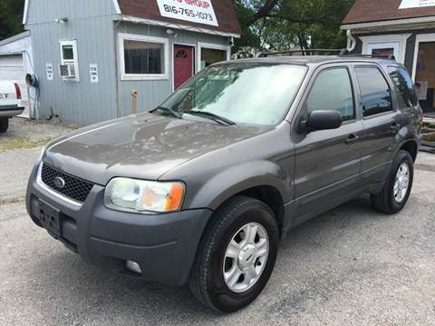2003 Ford Escape for sale in Kansas City, MO