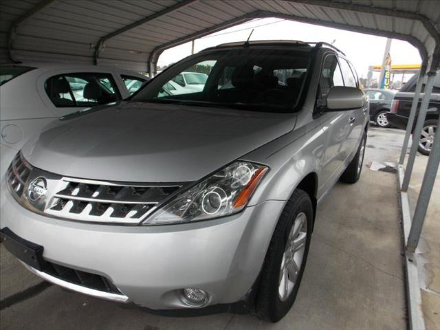 2007 NISSAN MURANO SL AWD 4DR SUV silver guaranteed financing for everyonewith rates as low a