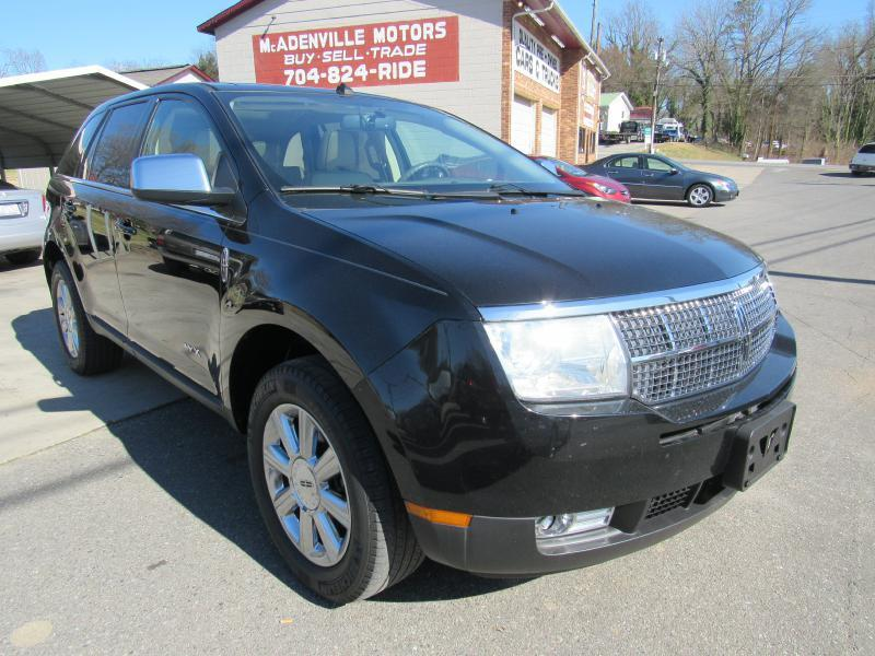 2008 Lincoln Mkx Awd 4dr Suv In Gastonia Nc Mcadenville