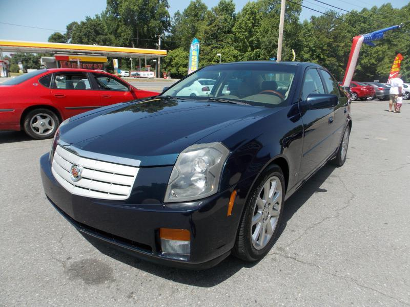 2007 Cadillac Cts Hi Feature V6 In Gastonia Charlotte