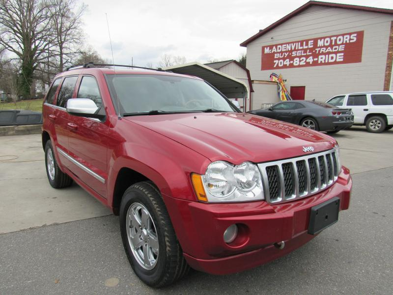 2006 Jeep Grand Cherokee Overland 4dr Suv 4wd In Gastonia