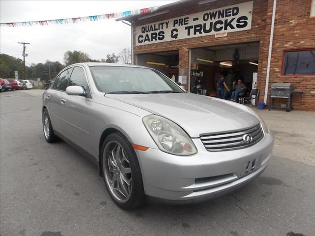2004 Infiniti G35 Used Cars For Sale Carsforsale Com