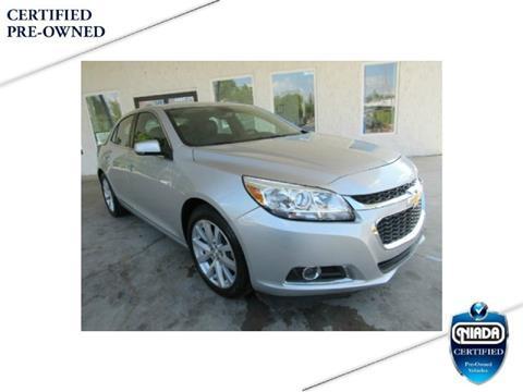 Used Chevrolet Malibu Limited For Sale In North Carolina