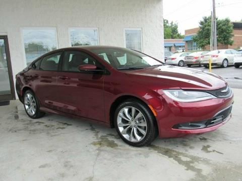 2015 Chrysler 200 for sale in Gastonia, NC