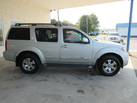 2012 Nissan Pathfinder for sale in Gastonia, NC